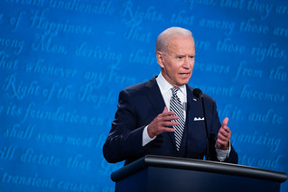 First Presidential Debate Hosted By Chris Wallace of Fox News - Cleveland, OH - September 29, 2020 | by Biden For President