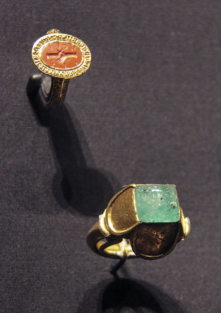 Rings - Gem Set and Decorative, 1200-1500