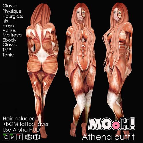Athena outfit