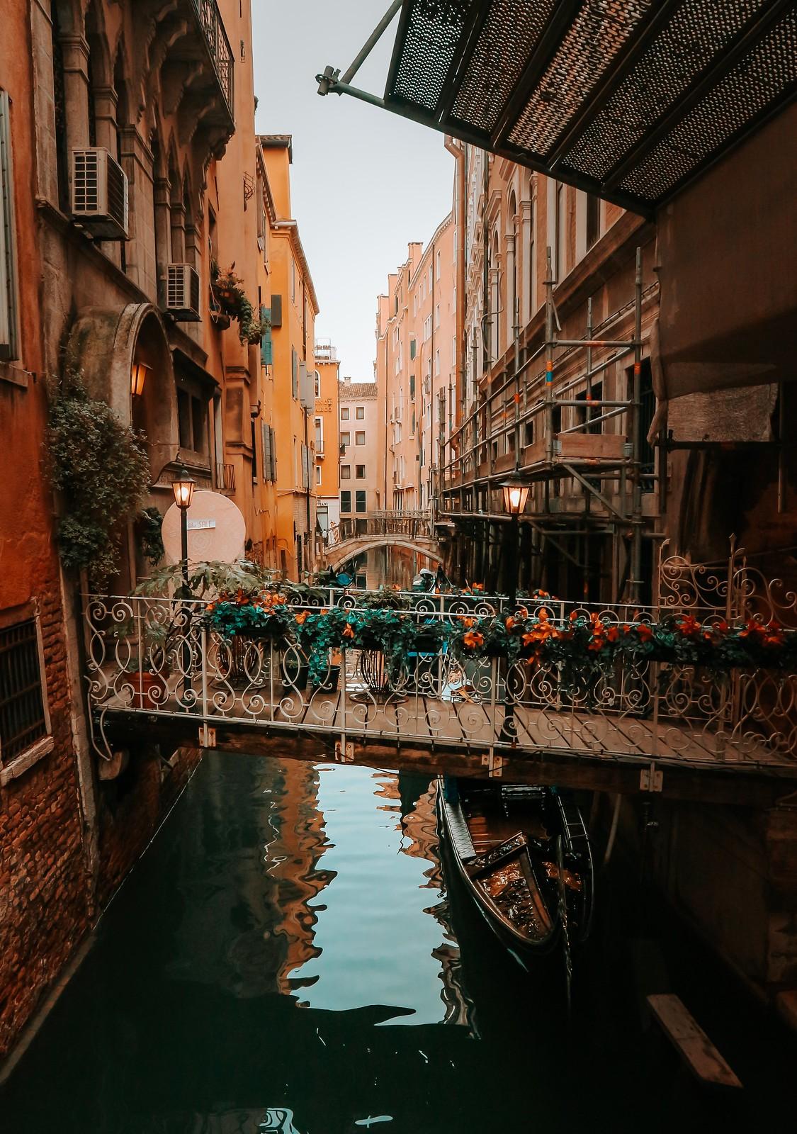 Venetsian nähtävyydet