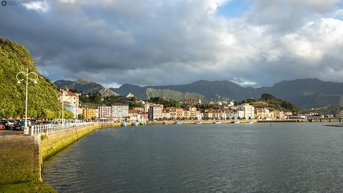 asturias españa principadodeasturias ribadesella spain beautifullight atardecer paisaje landscape clouds nubes asturiasparaísonatural