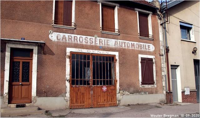 Carrosserie Automobile