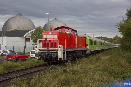 295 077 . AIX Rail . Aachen Nord . 02.10.20.