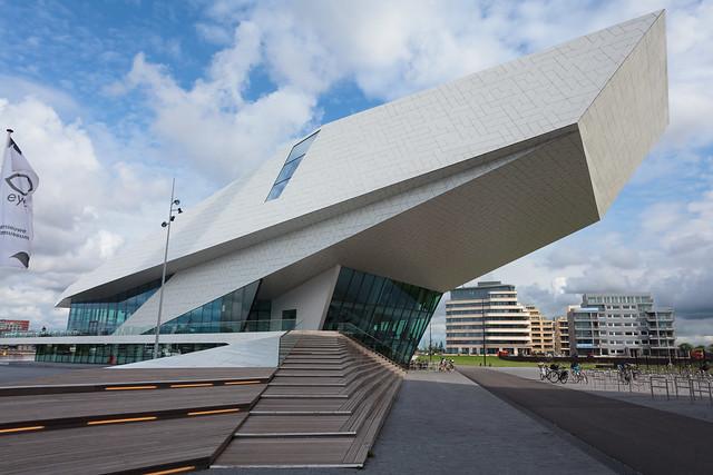 amsterdam - eye filmmuseum 2