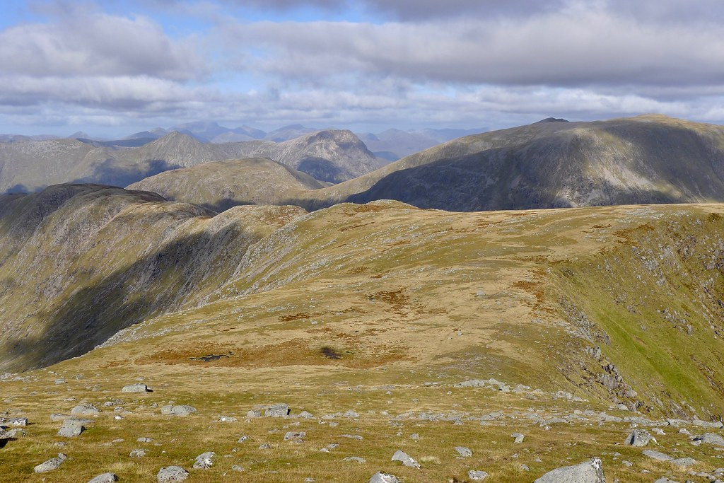 Towards the Buchaille