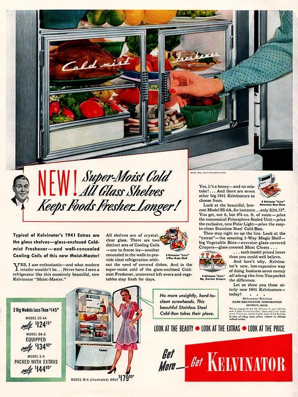 Kelvinator 1941