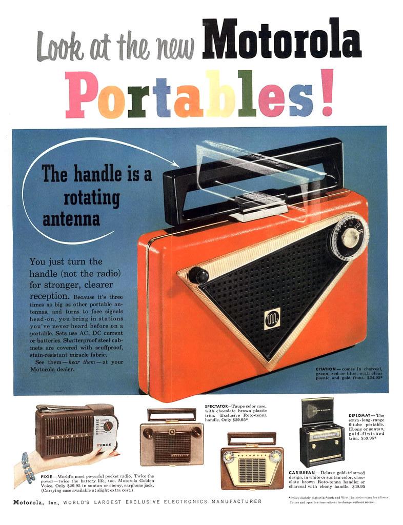 Motorola 1955