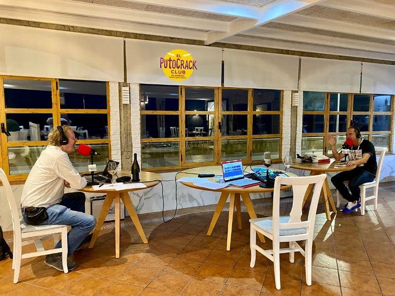 web El PutoCrack Club Manuel Alonso Bernd H Knoller Paco Cremades Daimus
