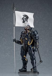 黑色版本再登場!figma小島製作 KOJIMA PRODUCTIONS 形象角色「 Ludens 黑色ver.」