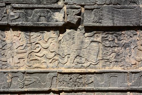 Chichén Itzá - Detail - 4680