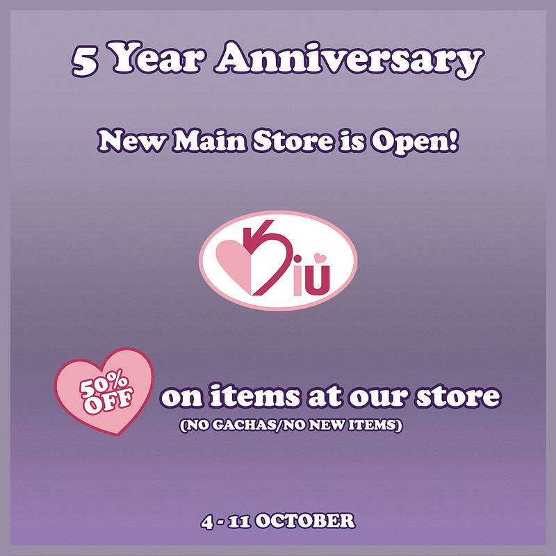 New Main Store!