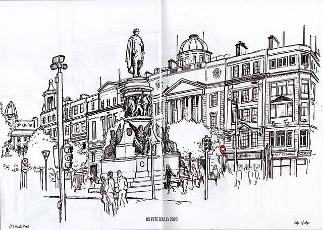 Dublin O Connell Street sm
