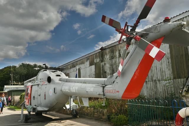 Westland Lynx HAS2 (XZ246)