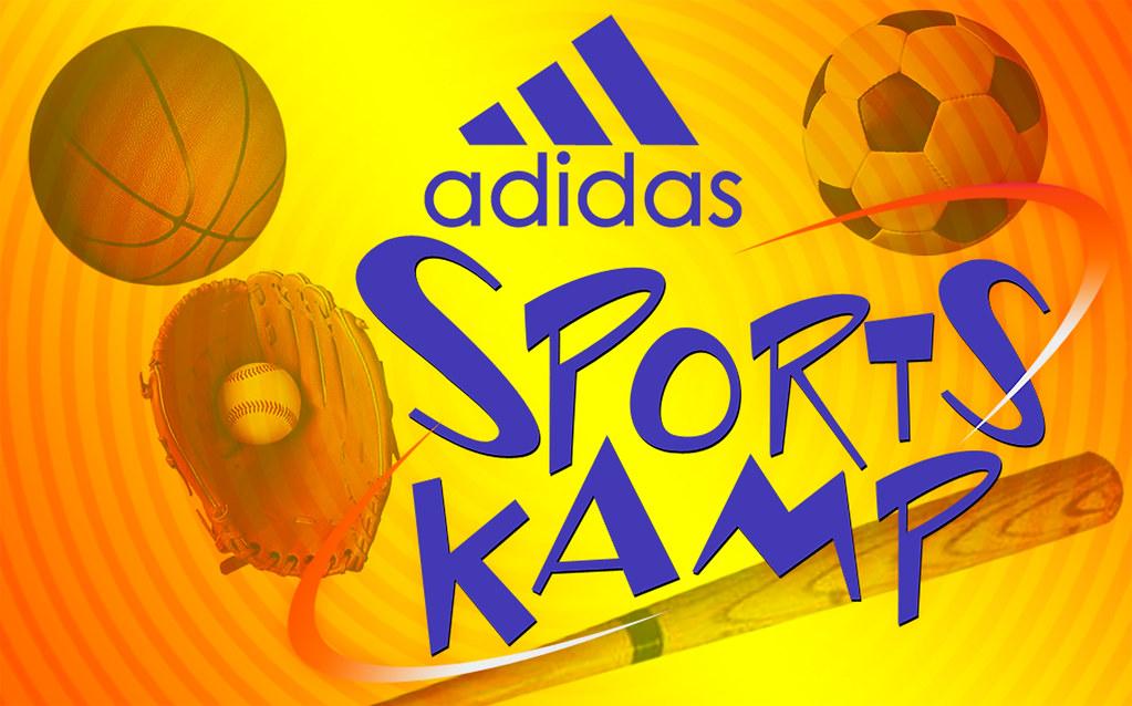 2004-09-15 - Adidas Spors Kamp Kids Card - Front