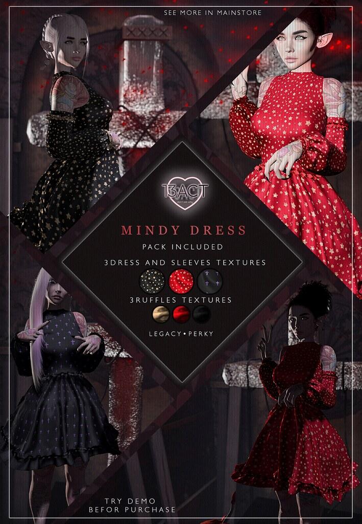 13ACT - Mindy Dress