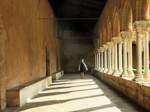 Duomo di Monreale - Galería del Claustro