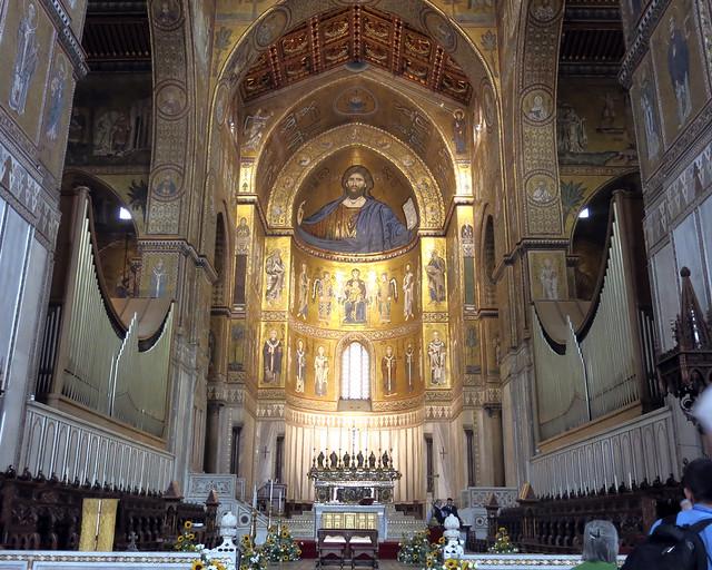 Duomo di Monreale - Interior