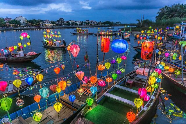 Colores Vietnam.