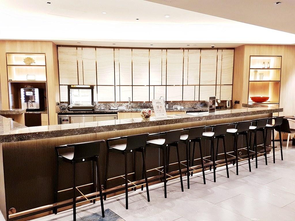 Changi Lounge 13 - Bar