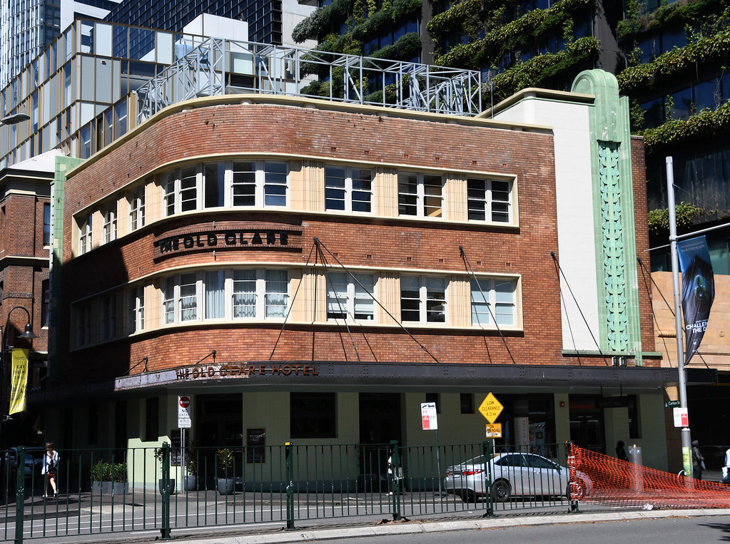 The Old Clare Hotel, Chippendale, Sydney, NSW.
