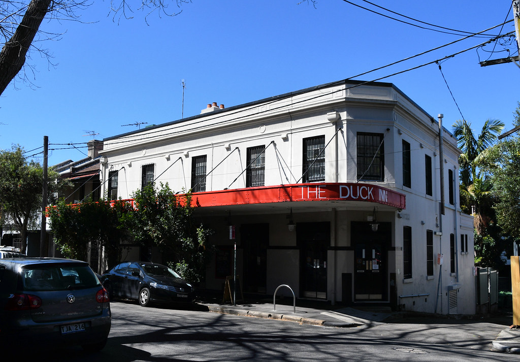 The Duck Inn, Chippendale, Sydney, NSW.