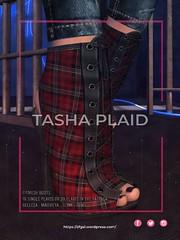ZFG TASHA PLAID