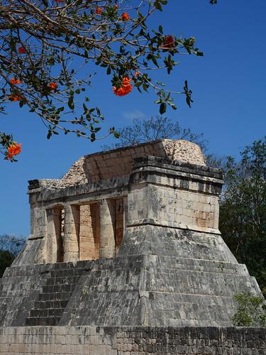 Chichén Itzá - North Temple - 4672