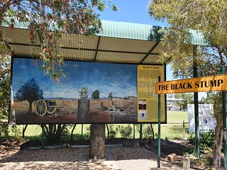 The Black Stump - Blackall