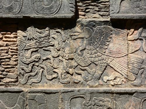 Chichén Itzá - Detail - 4679