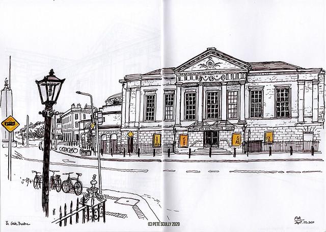 Dublin Gate Theatre sm