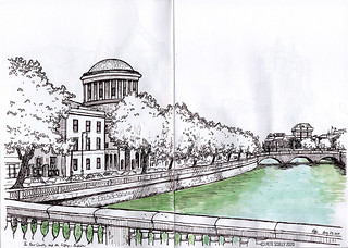 Dublin Four Courts sm | by petescully
