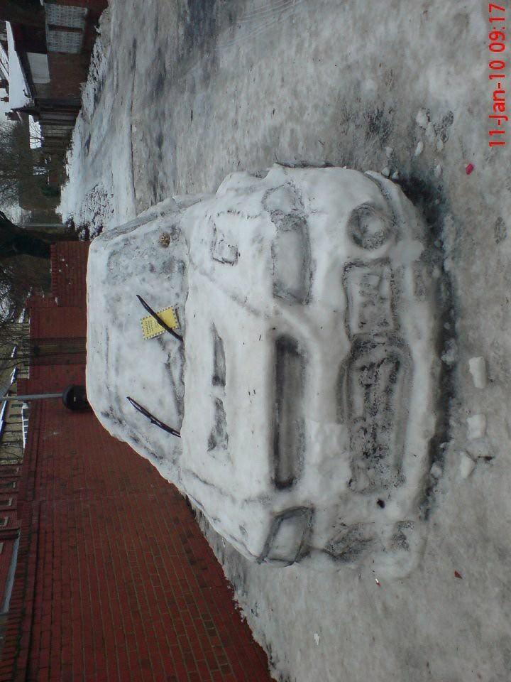Snow evo