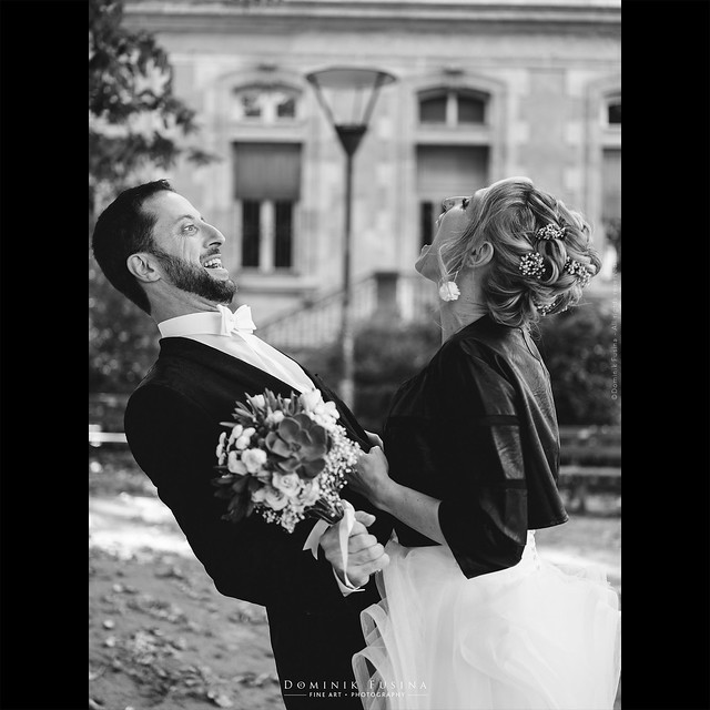 Close to me !   wedding Hubert & Alexandrine