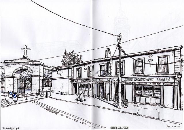 Dublin Gravediggers pub sm