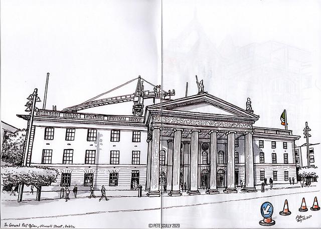 Dublin GPO sm