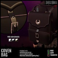 Six Feet Under - Coven Bag