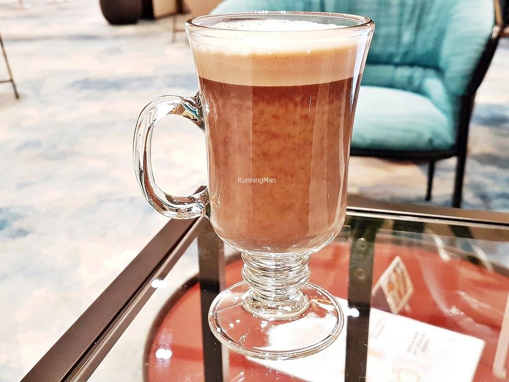 Changi Lounge 16 - Milo Hot