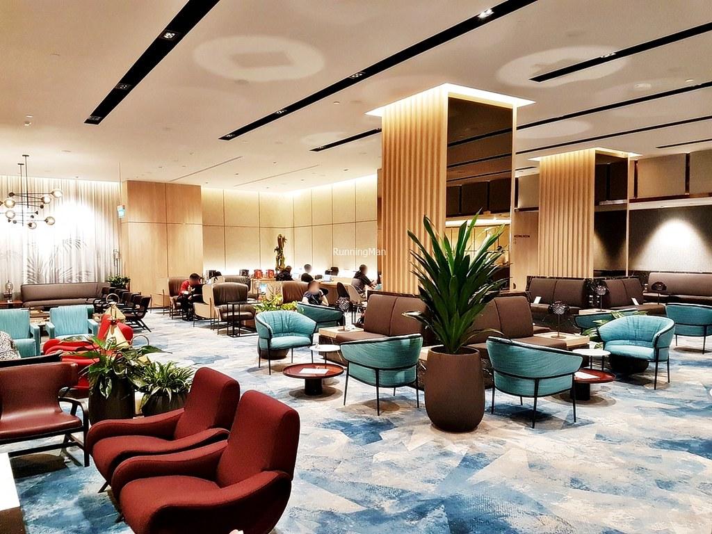 Changi Lounge 05 - Lounge