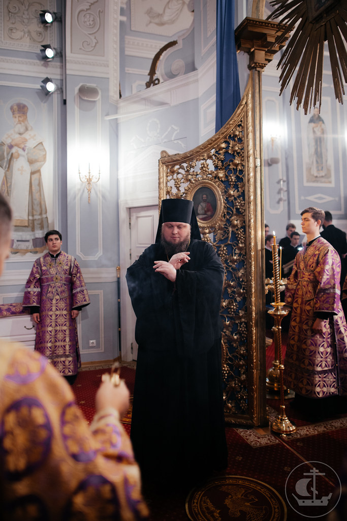 3-4 октября 2019, Неделя  17-я по Пятидесятнице / 3-4 October 2019, The 17th week after Pentecost