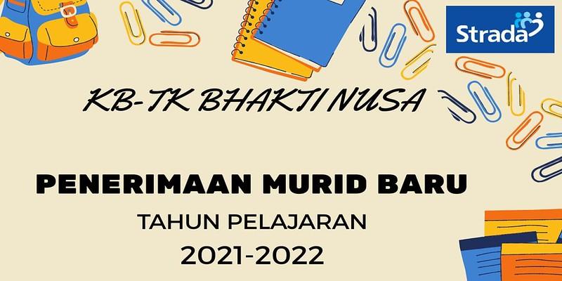 PENERIMAAN MURID BARU TAHUN PELAJARAN 2021/2022