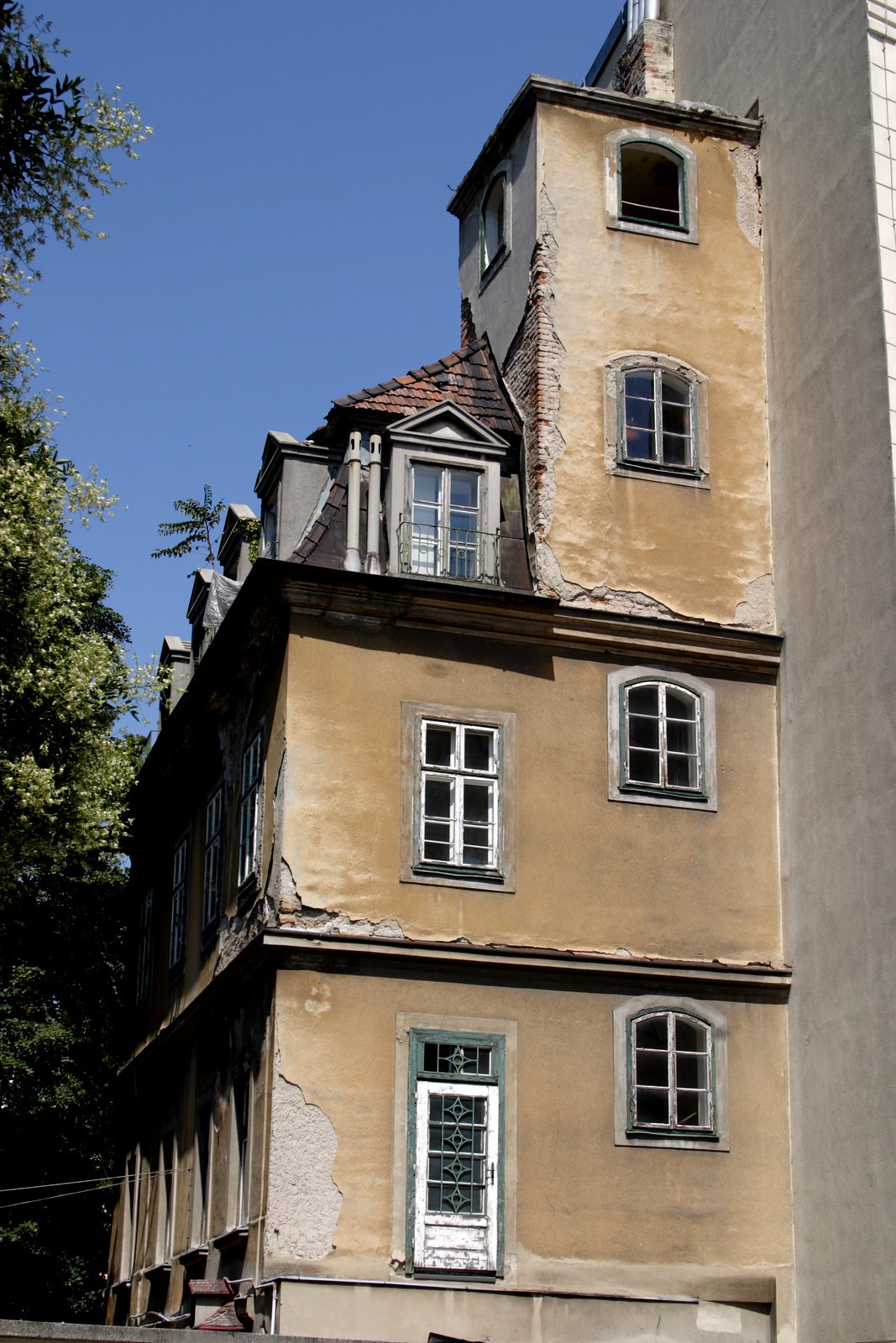 Schubertturm, Wien Landstrasse