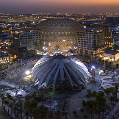 Expo 2020 - Updates Oct 2020