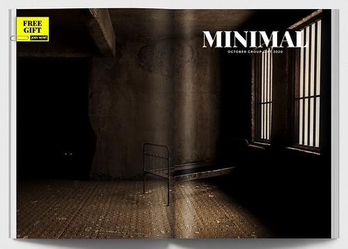 MINIMAL - October Group Gift 2020