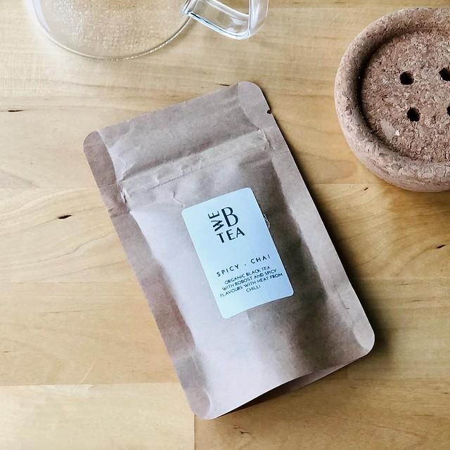 w b tea spicy chai