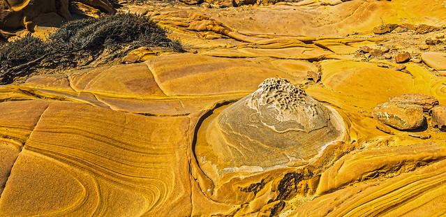 Unique Volcanic Rock Formations  (Farakla - Northern Lemnos)  (Ricoh GR3 Compact)