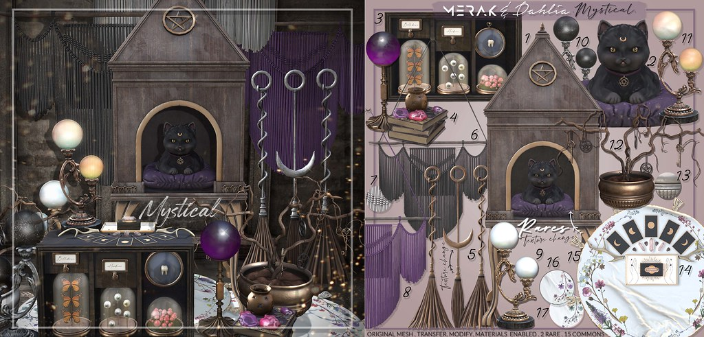 Merak&Dahlia – Mystical – Display Image – Full ad