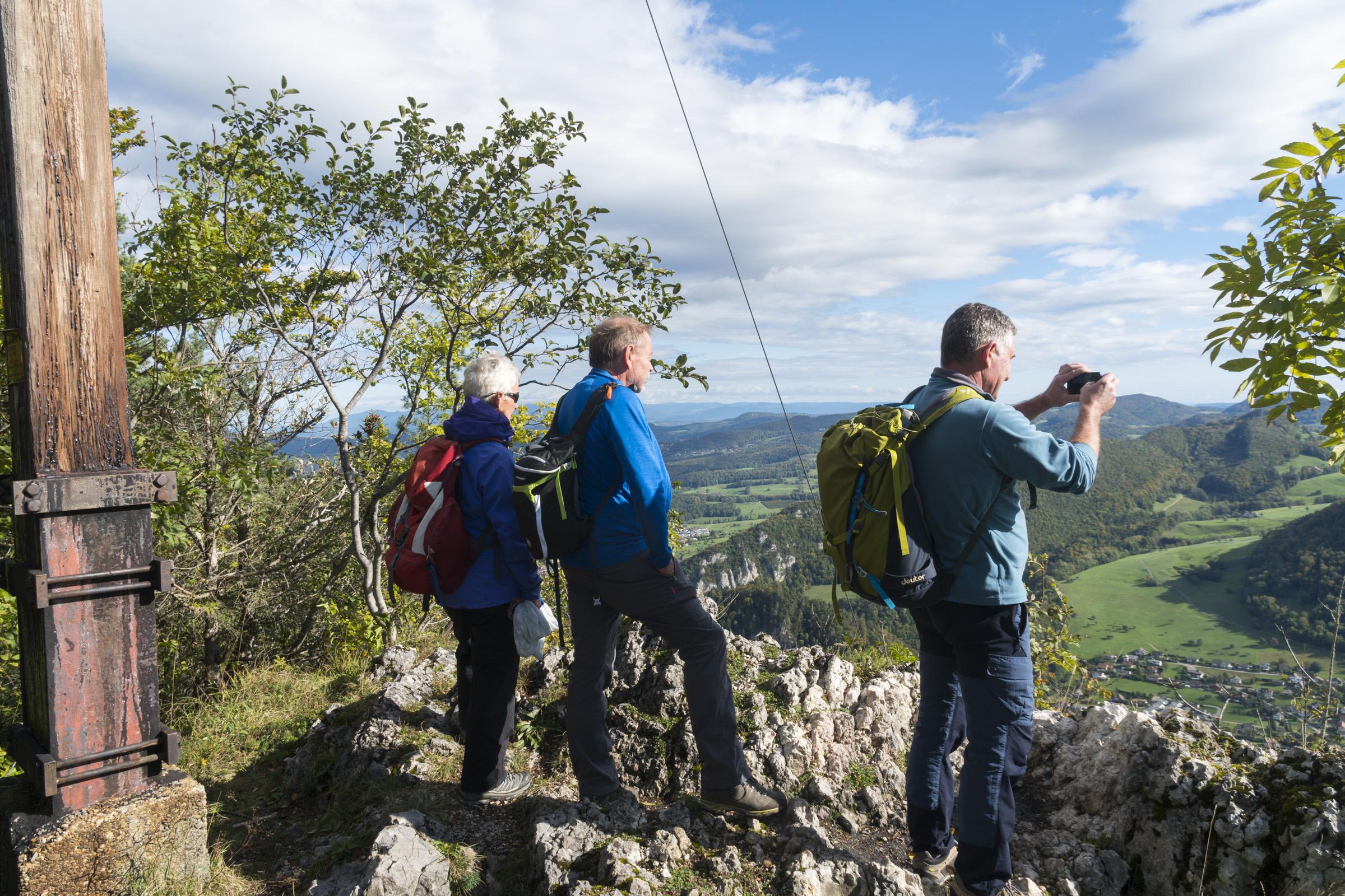 Wanderung Welschgätterli - Hoggen 04.10.2020
