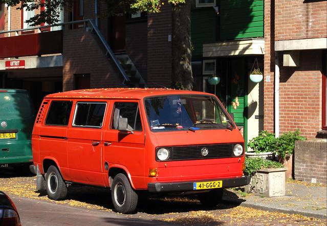 1980 Volkswagen Transporter 1.6 (T3)