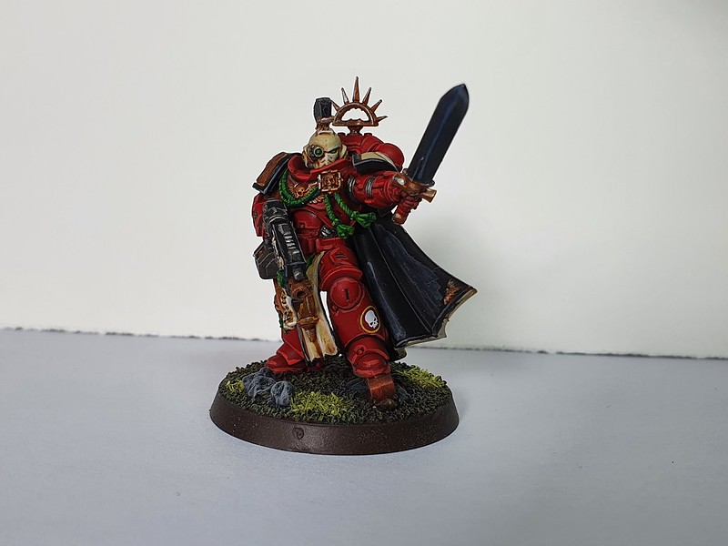 Blood Raven Primaris Captain I