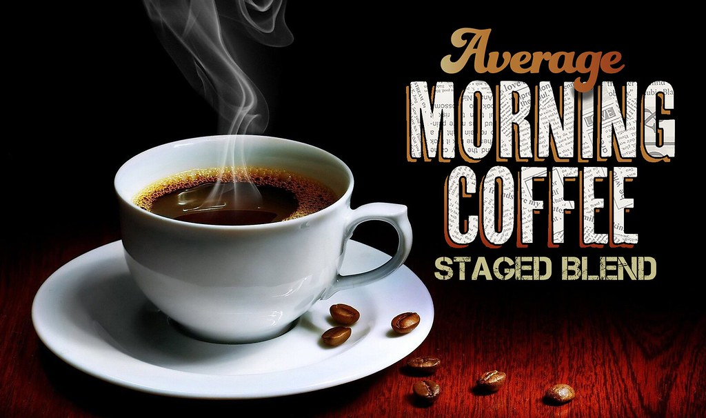 Average Morning Coffee10.4
